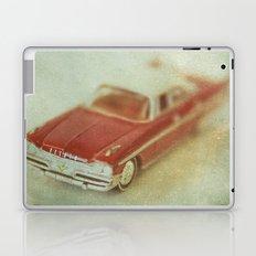 Vintage Red De Soto  Laptop & iPad Skin