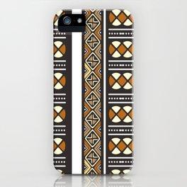 Mug Cloth Motifs iPhone Case