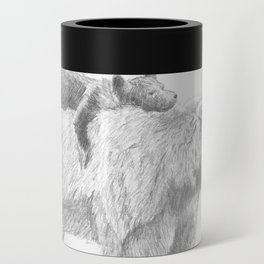 Mama and Cub Can Cooler