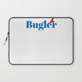 Top Bugler Laptop Sleeve