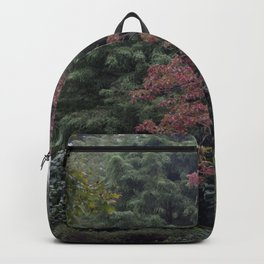 Longwood Gardens Autumn Series 6 Backpack