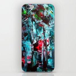 AutumnRain iPhone Skin