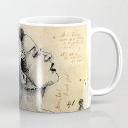 Frankestein´s Bride Coffee Mug