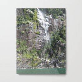 Serenity Transmission Metal Print