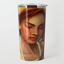 Anastasia Romanov Travel Mug