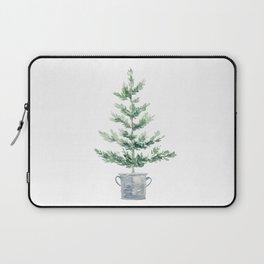 Christmas fir tree Laptop Sleeve