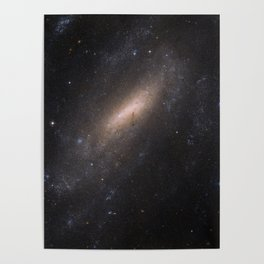 Barred Spiral Galaxy IC 5201 Poster