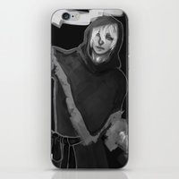 "skyrim iPhone & iPod Skins featuring ""Skyrim"" 2015 by Krovav"