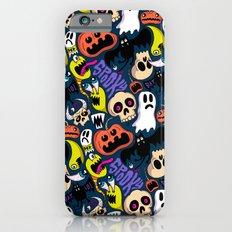 Spooky Pattern Slim Case iPhone 6s