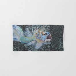 The Party Fish Hand & Bath Towel
