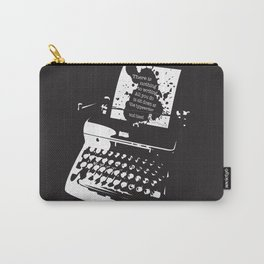 Ernest Hemingway Quote Carry-All Pouch