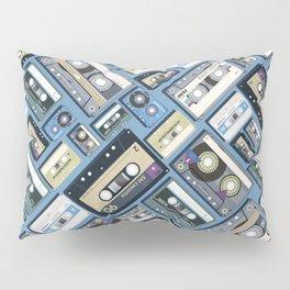 Retro cassette tape pattern 5 Pillow Sham