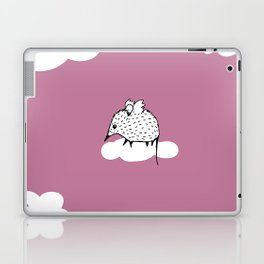 Flying Mouse by Amanda Jones Laptop & iPad Skin