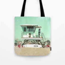 Lifegaurd Tote Bag