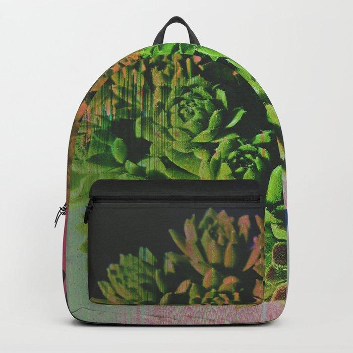 SuccuGlitch Backpack