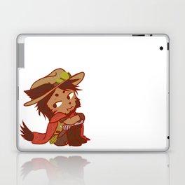 Chibi Were-McCree Laptop & iPad Skin