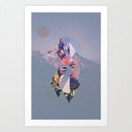 Tribest Art Print