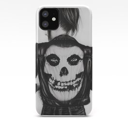 The Crimson Ghost iPhone Case