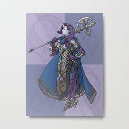 Rarity Metal Print