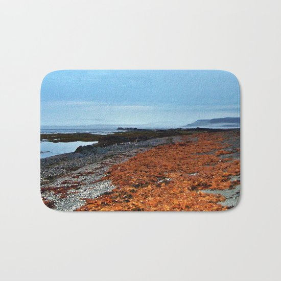 Seaweed Beach Bath Mat