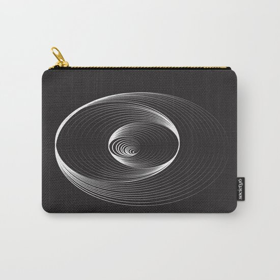 Black Hole - Small Carry-All Pouch