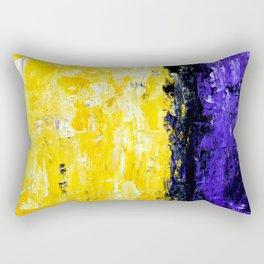 Color Combo #4 Rectangular Pillow