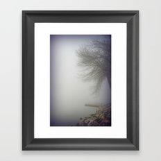 Morning Haze 2 Framed Art Print