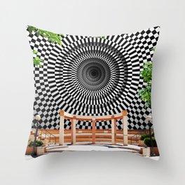 Arena Throw Pillow