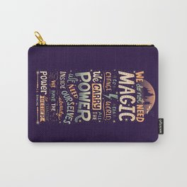 Imagine Better Carry-All Pouch