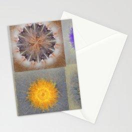 Sarcophagi Woof Flowers  ID:16165-112239-34720 Stationery Cards
