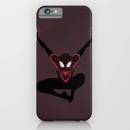 Ultimate Spiderman iPhone Case