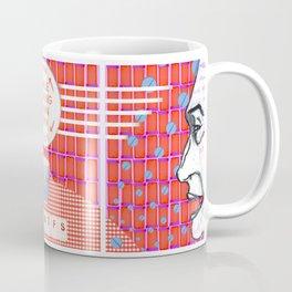 Love Hate Medication Coffee Mug