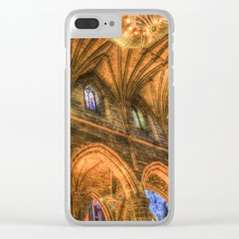 St Giles Cathedral Edinburgh Clear iPhone Case