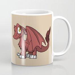 Chocoberry SD Furry Dragon Coffee Mug