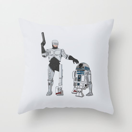 What are your Prime Directives? Throw Pillow