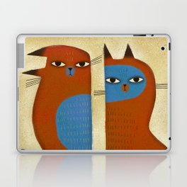 GROUCHY SIBLINGS Laptop & iPad Skin