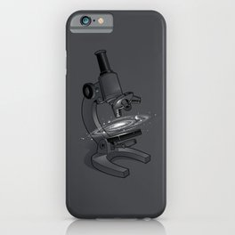 Analyzing The Universe iPhone Case