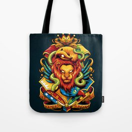 Harry Potter : Hogwarts Houses Tote Bag