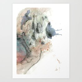 Pathogen Art Print
