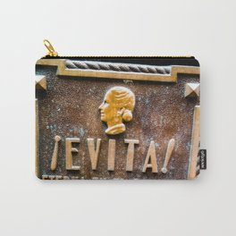 Evita Eva Peron Carry-All Pouch
