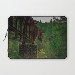 Abandoned Trestle Laptop Sleeve