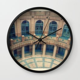 The Capital Building in Austin, Texas Wall Clock