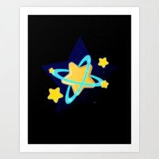 Popstar Art Print
