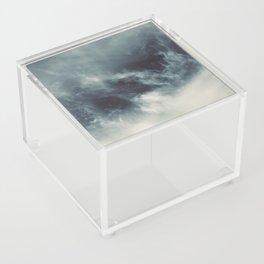 Ocean of clouds by Teresa Thompson Acrylic Box