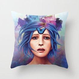 Always take the shot - Life is Strange Fanart Throw Pillow