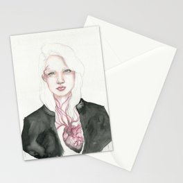 Bitterness - The Silent Killer Stationery Cards