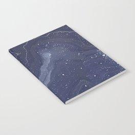 Fluid No. 11 - Geode Notebook