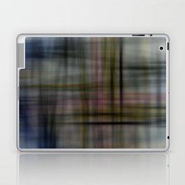 Deconstructed Abstract Scottish Plaid Pattern Laptop & iPad Skin