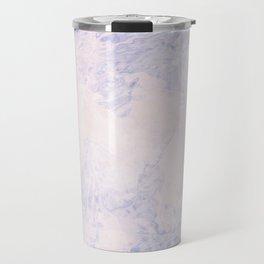 Pattern Pastel Marble Travel Mug