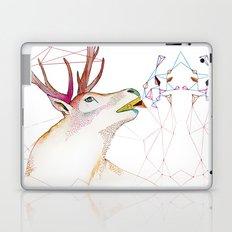 October Deer Laptop & iPad Skin